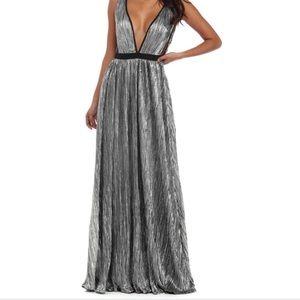 Windsor Silver Dress